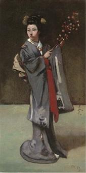 the geisha by percy sturdee