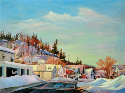 wakefield, quebec by leah chodikoff