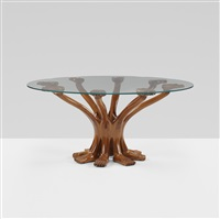 dining table by pedro friedeberg