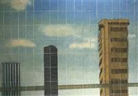 edificios de nueva york en cuadr¡cula by joaquin pacheco