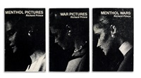 menthol pictures; menthol wars; war pictures (3 works) by richard prince