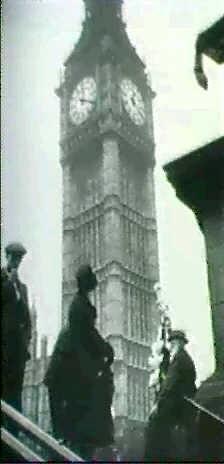 big ben, 1920s by claude tolmer