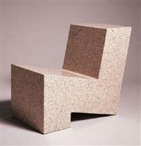 one part chair by scott burton