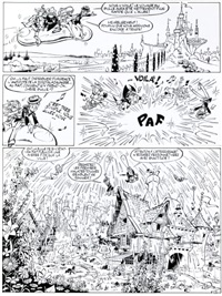 olivier rameau, planche n°43 by dany