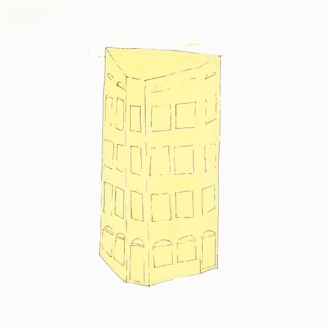 untitled building by rachel whiteread