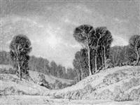 winter wonderland by carl woolsey