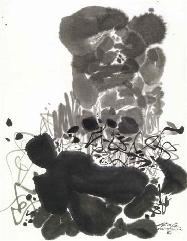 rhythms of ink by chu teh chun