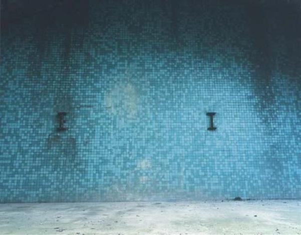 untitled (blue tiles) by paul seawright