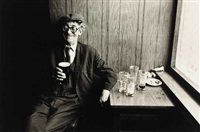 a happy man, drumkeerin, county leitrim by jill freedman