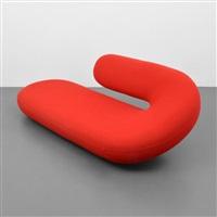 CLEOPATRA Lounge Chair. Geoffrey Harcourt
