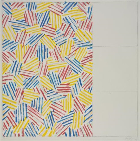 1 after untitled 1975 by jasper johns