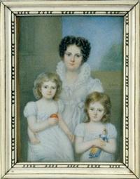 une mère et ses enfants by r. smith