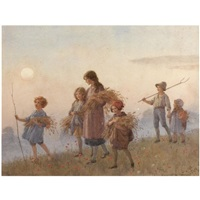 harvest home by margaret winifred tarrant