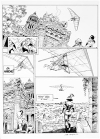 gord, planche n°14 by christian denayer