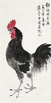鸡 by jiang hanting