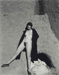 nude, nm (2 works) by edward weston