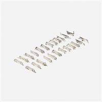collection of twenty-four knife rests (set of 24) by edouard marcel sandoz