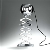 scherenlampe by dorothee mauer-becker