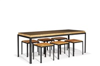 osetsu dei dining suite (set of 7) by danny ho fong