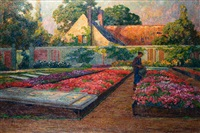 le jardin fleuri by felix gogo