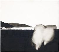 landscape by wilhelm sasnal