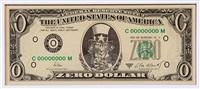 zero dollar by cildo meireles