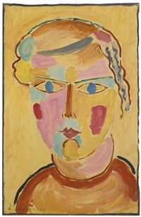 helle erscheinung (light appearance) by alexej jawlensky