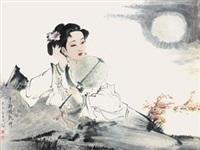 素彩接乾坤 by bai bohua