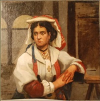 le jeune napolitain by charles goethals
