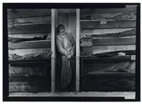sicile palerme catacombes (7 works) by olivier meriel