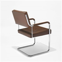 cantilever chair by william lescaze