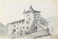 reisebüchlein: meine reise und sängerfahrt durch steiermark, am 3. juni 854 begonnen (album w/39 works) by franz holzlhuber