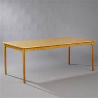 rectangular desk by niels roth andersen