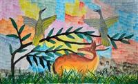 les oiseaux et la gazelle by mulongoy pili pili