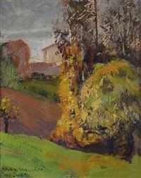 paesaggio by metello merlo