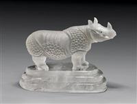 rhinoceros by peter muller