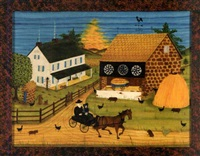 amish farm by bill rank