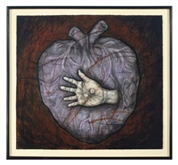hand on heart by whitfield lovell