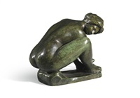 la curieuse by aristide maillol