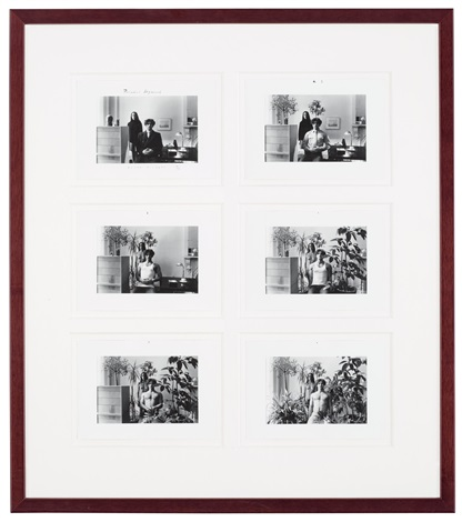 paradise regained 6 works in 1 frame by duane michals