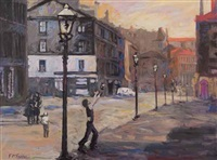 the gorbals by frank mcfadden