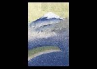 mt. fuji by tamotsu yoshida