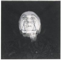 homage to robert mapplethorpe: louise nevelson by francesco vezzoli