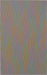 elapse by bridget riley