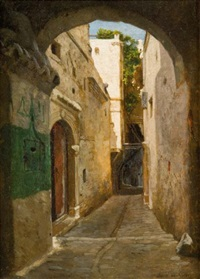 ruelle d'alger by david emile joseph de noter