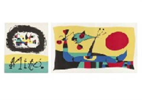 joan miro bk w10 works by joan miró