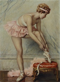 ballerina by auguste leroux