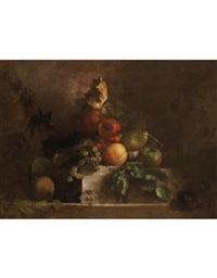 natura norta con frutta by gioacchino toma