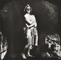 journeys of the mask, helena forment, san francisco by joel-peter witkin