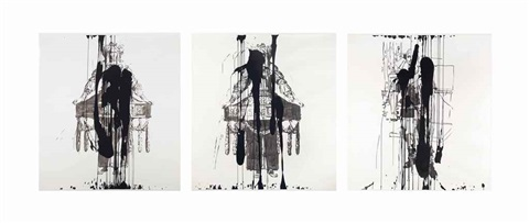 untitled in 3 parts by monica bonvicini